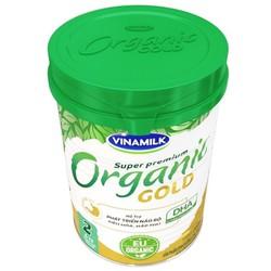 Sữa bột Vinamilk Organic Gold 2 350g