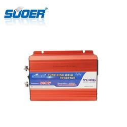 Bộ đổi điên sin chuẩn 500w 12v sang 220v chống ngược cực - SUOER FPC-500AL
