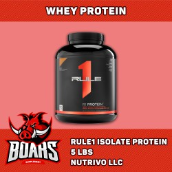 RULE1 ISOLATE PROTEIN - SỮA RULE 1 BỔ SUNG WHEY PROTEIN TINH KHIẾT (5 LBS)