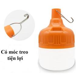 [hỗ trợ phí vận chuyển] Bóng đèn tích điện loại to cao cấp BH 1 DOI 1 6 THANG