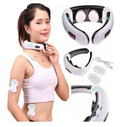 Mới 2020! Máy Massage cổ vai gáy 3D thông minh KL5830 tăng cường tuần hoàn máu, giảm đau nhức mỏi hiệu quả
