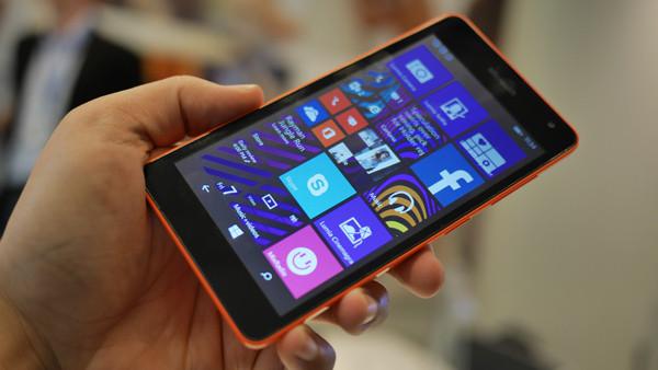 Cấu hình Microsoft Lumia 535 mạnh hơn, trải nghiệm nhiều hơn