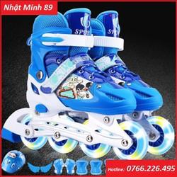giày trượt patin trẻ em