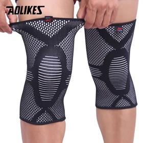 Bó gối thể thao-Bộ đôi bó gối thể thao Aolikes - AL7716