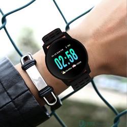 Đồng Hồ Thông Minh W8 IP67 Bluetooth Chống Nước Đồng Hồ Thông Minh Smartwatch Màn Hình OLED Áp Tỷ Lệ Màn Hình Dự Báo Thời Tiết Thể Dục Nhắc Cuộc Gọi Theo Dõi Thể Thao dành Cho Android IOS