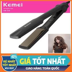 Máy tạo kiểu tóc cao cấp Kemei KM 329