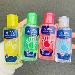 Nước rửa tay khô sát khuẩn Aura - GELRUATAY thumbnail