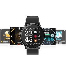 Đồng hồ thông minh W8 Theo dõi nhịp tim Máy theo dõi thể dục Theo dõi giấc ngủ Giám sát thể thao Đồng hồ nam chống nước cho Android iOS