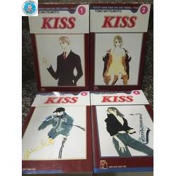 Kiss trọn bộ 8 tập