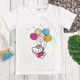 Áo thun kitty bé gái dễ thương - MM085-kitty