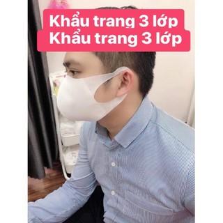 Combo Xà Phòng SAFEGUARD và Hộp 3 Khẩu trang 3D chống thấm, Chống bụi Bảo vệ hô hấp - CỤC SAFEGUARD+HỘP 3 KHẨU TRANG 7
