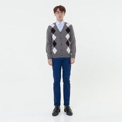 Áo cardigan len nam thời trang Hàn Quốc The Shirts Studio 11A3026GY