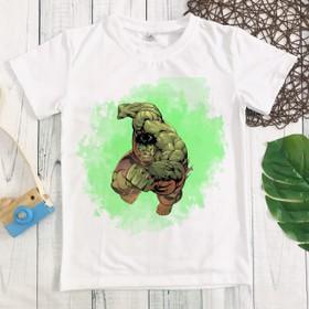 Áo thun Hulk cá tính bé trai - MM085-H