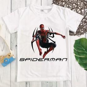 Áo thun nhện cá tính bé trai - MM085_nhện