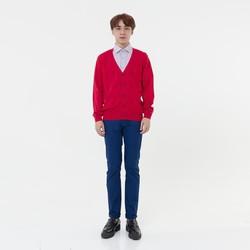 Áo cardigan len nam thời trang Hàn Quốc The Shirts Studio 11A1006RD