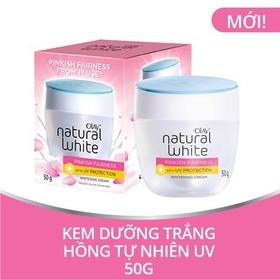 Kem dưỡng trắng hồng tự nhiên ban ngày Olay Natural White UV 50G - 4902430599221