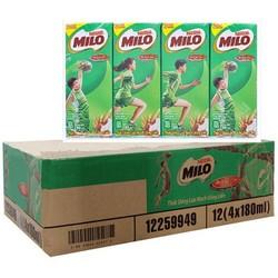 THÙNG MILO NƯỚC 115ML