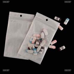 Túi Zip nhựa khoá đựng trang sức set 10 túi