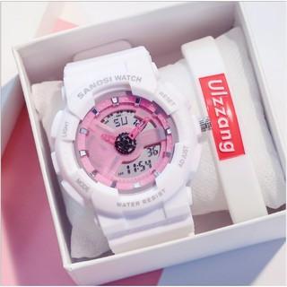 Đồng hồ điện tử - Đồng hồ thể thao Unisex SANOSI size 36mm thời trang sành điệu cho giới trẻ - VT1272 thumbnail