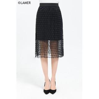 Chân váy xòe cạp chun Lamer - L62L18Q011-S1400 thumbnail