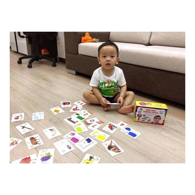 Bộ thẻ học thông minh cho bé – BTSB-1