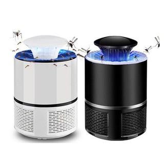 Đèn bắt muỗi thông minh hình trụ - Chân cắm USB tiện lợi kết nối điện thoại - ĐBMTT80000 thumbnail