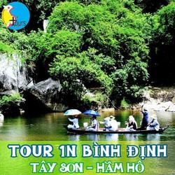 TOUR 1N TÂY SƠN - HẦM HÔ - KHỞI HÀNH HẰNG NGÀY