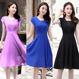 Đầm Voan Chiffon Siêu Xinh - YB20128 thumbnail