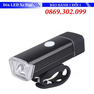 Đèn Pin LED Trên Xe Đạp Machfally Kèm Đế Kẹp - Giao Màu Ngẫu Nhiên - Đèn LED xe đạp Machfally thumbnail