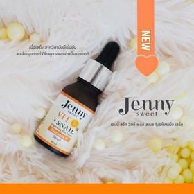 Serum Vitamin C dưỡng da khỏe trắng sáng ngừa mụn Thái - Serum C