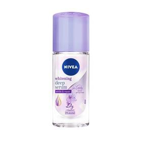 Lăn ngăn mùi Nivea serum trắng mịn hương hoa Lily 40ml_85310 - 8850029029979-1