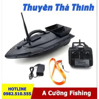 Thuyền Thả Thính Điều Khiển Từ Xa Khoảng Cách 500m Loại To - 854281 thumbnail
