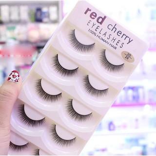 Mi giả 3D với sợi mi cực mảnh Red Cherry Eyelashes - Số 47 - 837 thumbnail