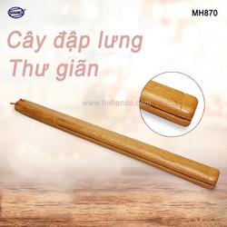 Cây đập toàn thân bằng gỗ Thơm - Đập Tan Nhiều Bệnh - làm giảm đau nhức xương -MH870- HAHANCO