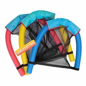 PHAO BƠI XỐP DẠNG GHẾ SWIMMING NOODLES CHAIR - phao bơi xốp dạng ghế