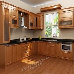 Tủ Bếp 02, Nội Thất Phòng Bếp, Nội Thất Phòng Ăn, Nội Thất Minh Thy