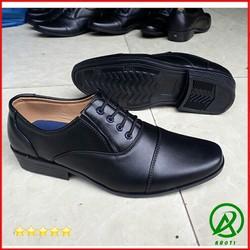 Giày Da Dây Buộc Giay Da Nam Sans Shop Sans136