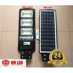Đèn đường led năng lượng mặt trời 90W, pin 20Ah, vnled.vn, đt 0936395395