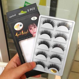 5 cặp lông mi giả tự nhiên Natural & Soft Eyelash - số 04 - 897 thumbnail