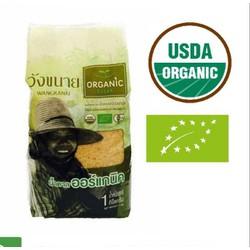 HỮU CƠ - Đường Mía Thái Wangkanai Organic /1kg
