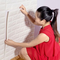 xốp dán tường giả gạch giá sỉ