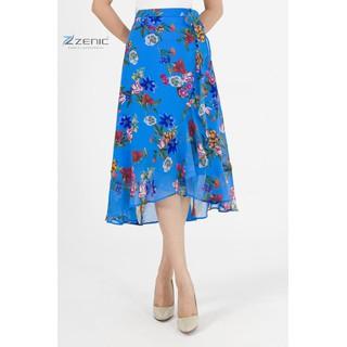 Chân váy Zenic họa tiết - 240362234 thumbnail