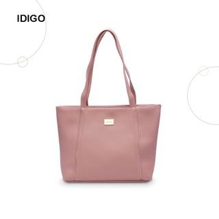 Túi đeo vai nữ viền dây kéo IDIGO FB2-510-00 - FB2-510-00 thumbnail