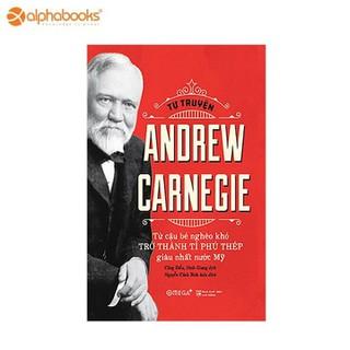 Sách Alphabooks - Tự truyện Andrew Carnegie - 8935270700812 thumbnail