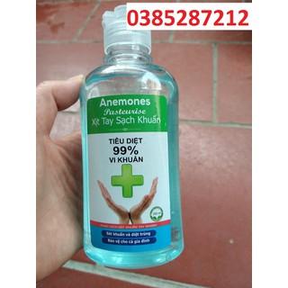 Nước rửa tay khô 250ml - 903 thumbnail