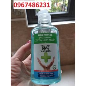 Nước rửa tay khô 250ml - 904