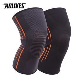 Băng bảo vệ gối-Bó bảo vệ đầu gối co giãn - Aolikes AL7719