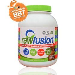 RawFusion Protein 1,88kg – Sữa đạm thực vật cao cấp cho người an chay, thể thao