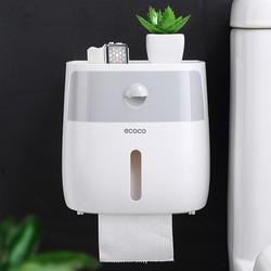 Hộp Đựng giấy vệ sinh ECOCO thông minh