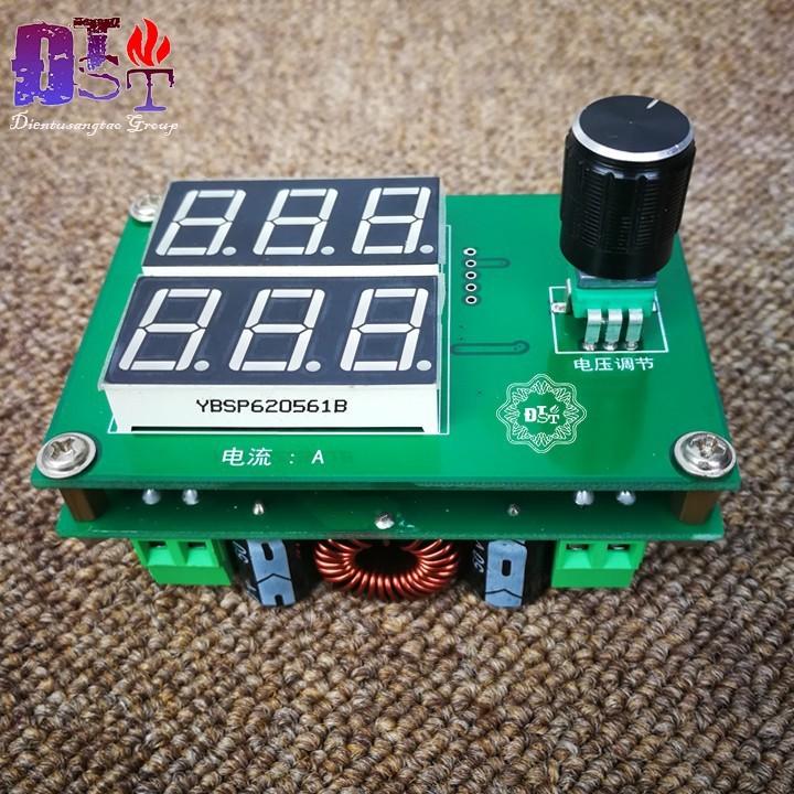Mạch hạ áp XL4016 hiển thị dòng và áp 36V 8A